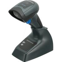 Datalogic QuickScan QBT2131 - Barcode-Scanner - tragbar - 400 Scans/Sek. - decodiert - USB, Bluetooth 3.0 (QBT2131-BK-BTK1)