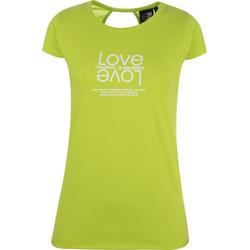 Get Fit Natalie -T-Shirt - Damen Yellow