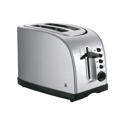 WMF Toaster Stelio, 2 kurze Schlitze, 900 W, mit Bagelfunktion