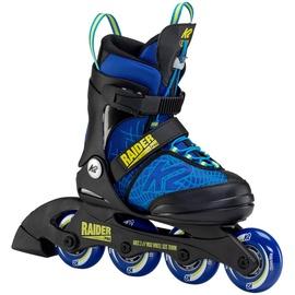 K2 Raider Pro blau/gelb 29-34