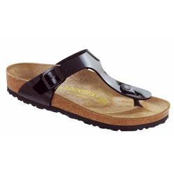 Birkenstock Gizeh Lack Sandale 37