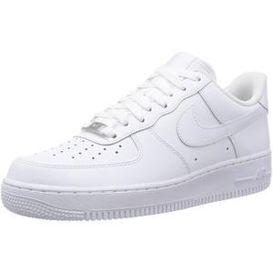 Nike Nike AIR FORCE 1 '07, Herren Sneakers, Weiß (WHITE/WHITE), 48.5 (US 14)