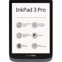 Pocketbook InkPad 3 Pro metallic grau