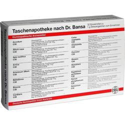 DHU TASCHENAPOTHEKE DR BANSA