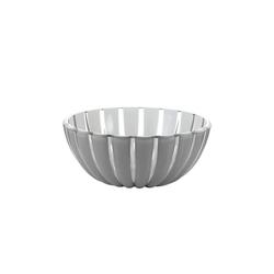 Guzzini Schale guzzini Schale GRACE grau-weiß D ca. 25 cm, FG-29, Acrylglas