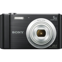 Sony Cyber-shot DSC-W800 schwarz