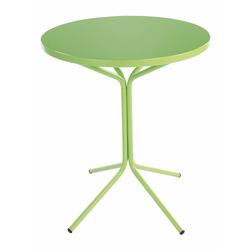 Metalltisch Pix Schaffner AG grün, Designer Schaffner