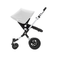 bugaboo Cameleon³ Aluminium/black/orange