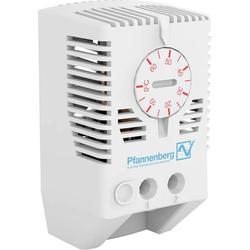 Pfannenberg Schaltschrank-Thermostat FLZ 520 THERMOSTAT 0..+60°C 240 V/AC 1 Öffner (L x B x H) 36m