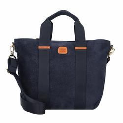Bric's Life Ludovica Shopper Tasche 27 cm blau