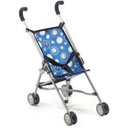 CHIC 2000 Mini-Puppenbuggy Roma blau, 57cm Höhe 60101