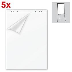 Flipchart-Papier blanko