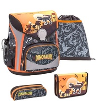 Belmil Cool Bag 4-tlg. Dino