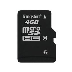 Speicherkarte micro-SD HC Card (Trans Flash), 4 GB, Class 10