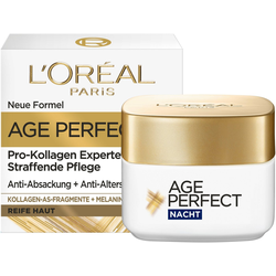 L'ORÉAL PARIS Nachtcreme Age Perfect Pro-Kollagen Nacht