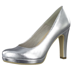 Tamaris 1-22426-25 941 SILVER Pumps 41