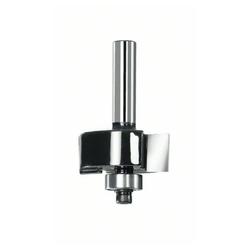 BOSCH Nut-Fräser Falzfräser. 8 mm. B 9.5 mm. L 12.7 mm. G 54 mm