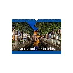 Buxtehuder Porträts (Wandkalender 2021 DIN A4 quer)