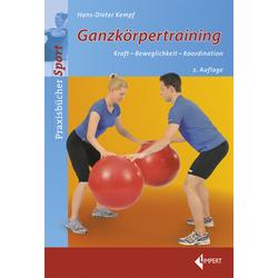 Ganzkörpertraining als Buch von Hans-Dieter Kempf