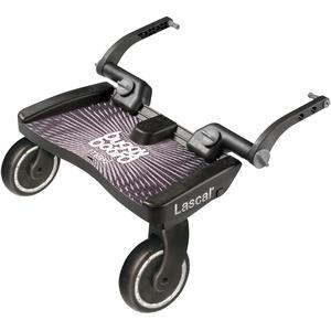 Lascal Buggy-Board Maxi für Kinderwagen, Jogger, Buggy