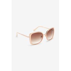Next Sonnenbrille Sonnenbrille mit eckiger Form