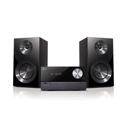 LG CM2460DAB Stereoanlage (Digitalradio (DAB), 100 W)