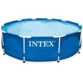 Intex Metall Frame Pool 305 x 76 cm ohne Filterpumpe