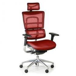 Multifunktions-bürostuhl winston sab, rot
