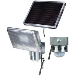Solar LED Strahler SOL 80 ALU mit Bewegungsmelder - IP44