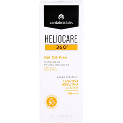 HELIOCARE 360° Gel oil-free SPF 50 50 ml