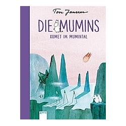 Komet im Mumintal / Die Mumins Bd.2. Tove Jansson  - Buch