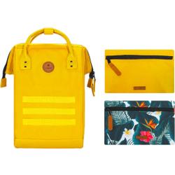 Cabaia - Sao Paulo Medium Yellow - Laptoptaschen