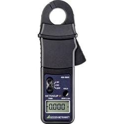 Gossen Metrawatt METRACLIP 41 Stromzange, Hand-Multimeter digital CAT III 300V Anzeige (Counts): 400