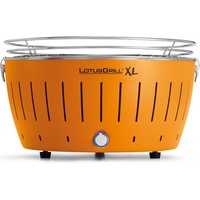 Lotusgrill Holzkohlegrill XL mandarinenorange
