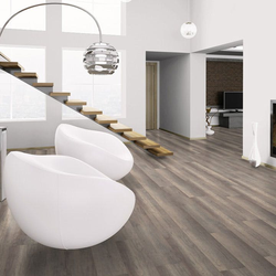 planeo Laminat medium Dark Oak - modernes Laminat in Eichenoptik