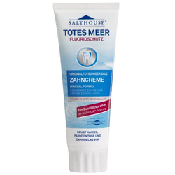 Salthouse Totes Meer Salz Zahncreme, 75 ml