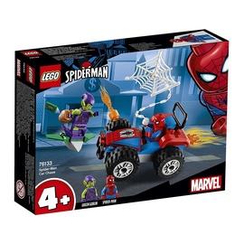 Lego Marvel Super Heroes Spider-Man Verfolgungsjagd 76133