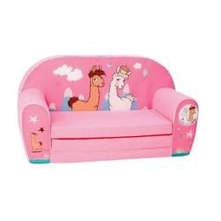 knorr® toys Kindersofa - NICI La-La-Lama Lounge