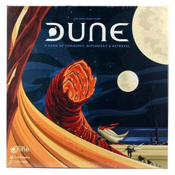 Galeforce Nine Spiel, Galeforce Nine Dune Brettspiel (EN)