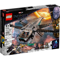 Lego Marvel Super Heroes Black Panthers Libelle 76186