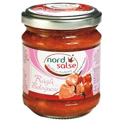 (11.06 EUR/kg) Nord Salse Ragù alla Bolognese 180g  - 180 g