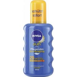 200ml Nivea Sonneschutz Spray Schutzfaktor 20 Mittel Sonnenschutzcreme