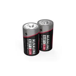 ANSMANN® 2x Alkaline Batterie Baby C 1,5V – LR14 MN1400 Batterien (2 Stück) Batterie