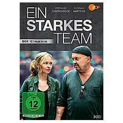 Ein starkes Team - Box 12  Film 71-76 - DVD  Filme