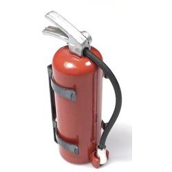 Absima 1:10 Feuerlöscher mit Halterung Rot