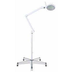 Showlite LL-6095D-Pro LED Lupenleuchte 9W 3/5 Dioptrien Set inkl. Rollenstativ
