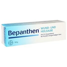 BAYER Bepanthen Wund- und Heilsalbe 100 g