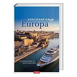 Kreuzfahrten in Europa - Buch