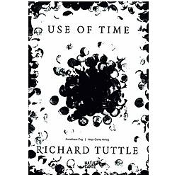 Richard Tuttle - Buch