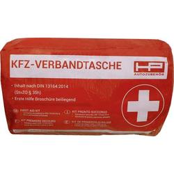 HP Autozubehör 10039 KFZ-Verbandtasche Rot Verbandtasche (L x B x H) 22.5 x 14 x 6.5cm